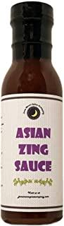 PREMIUM | Asian ZING Wing Sauce | CRAFTED in Small Batches with Farm Fresh INGREDIENTS for Premium Flavor and Zest