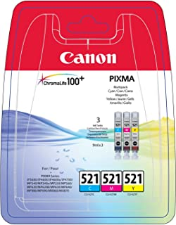 Canon 2934B010 CLI521 CMY Ink
