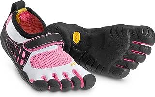 Vibram KSO Kid's, White/Pink/Black