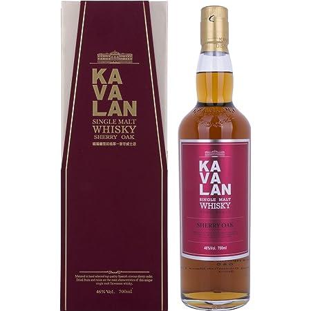 Kavalan Ex Sherry Oak Single Malt Whisky 70cl