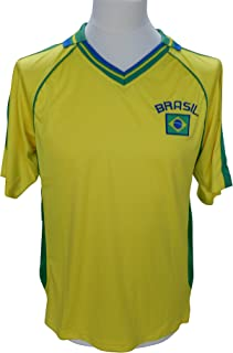 3fff5377de www.idm.ms Maillot, Fan, Fan Maillot Manches Longues Brésil, Brasil