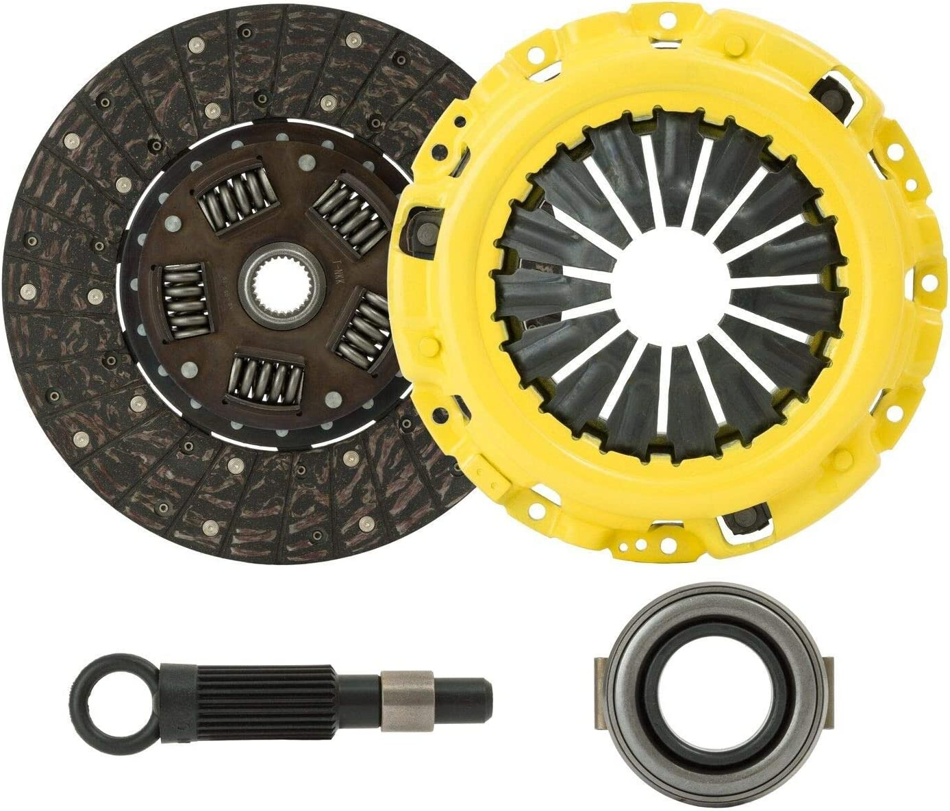 ClutchXperts Stage 2 55% OFF HD Clutch Large special price !! KIT Toy With Compatible 1984-1987