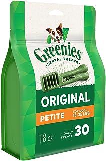 Greenies Mega Dental Treats for Petite Dog 510 g, 18 oz