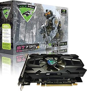 Viewmax Nvidia Geforce Gt 7304GB gddr3128ビットPCI Express ( PCIe ) DVIビデオカードHDMI & HDCPサポート* * * Warrior Edition * * *