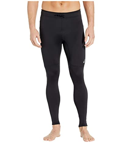 ASICS Thermopolis Winter Tights (Performance Black/Performance Black/Performance Black) Men