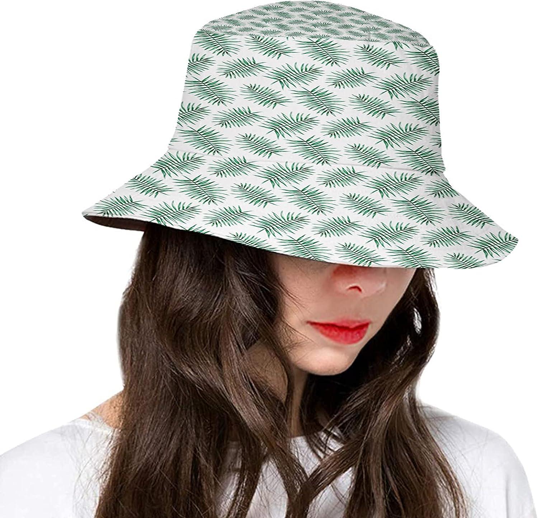 Fashion Women's Summer Bucket Hat Outdoor Sun UV Protection Casual Fishing Cap