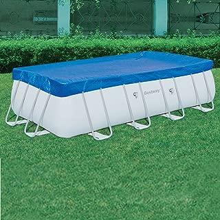 Cubierta para piscina 58103 L229hp160cm BESTWAY