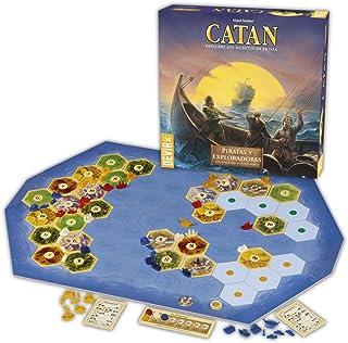 CATAN Piratas y Exploradores Juego de Mesa, Multicolor (Devir BGPIREX)