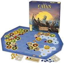 Devir- Catan-Piratas y Exploradores Juego de Mesa, Multicolor (BGPIREX)
