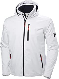 Helly-Hansen 33874 Men's Crew Hooded Midlayer Jacket