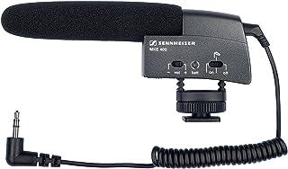 Sennheiser MKE 400 Microphone avec pied pour Appareil photo