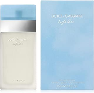 LIGHT BLUE By Dolcé & Gabbaná edt spray 6.7oz(200ml) for Women