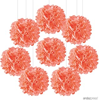 Best coral colored party supplies Reviews