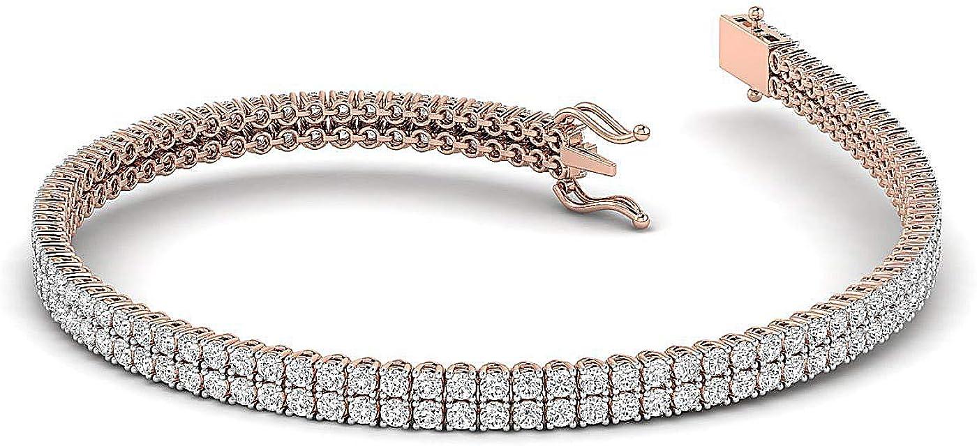 FG Genuine Free Shipping SI - 2 Carat Lab Grown te Cut Direct stock discount Studded Round Diamond brilliant
