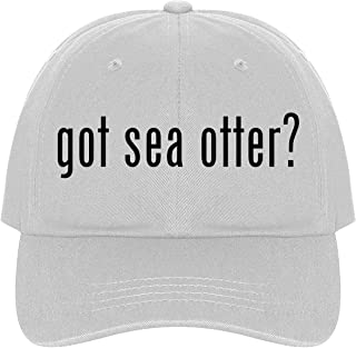 The Town Butler got sea Otter? - A Nice Comfortable Adjustable Dad Hat Cap