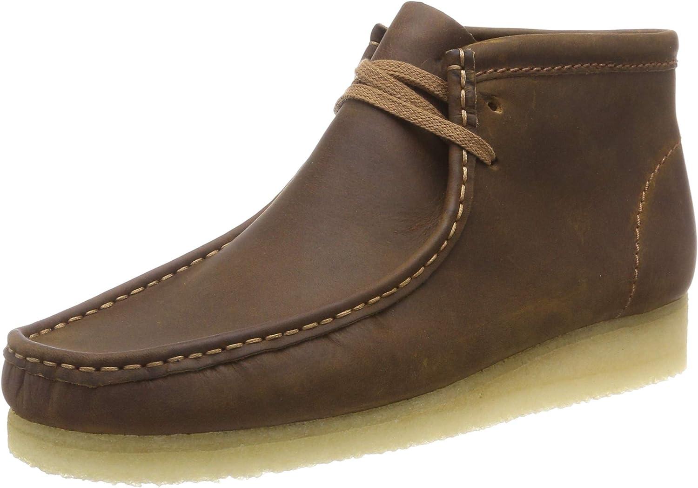 Clarks herrar Wallabee Boot Boot Boot Desert  exportutlopp