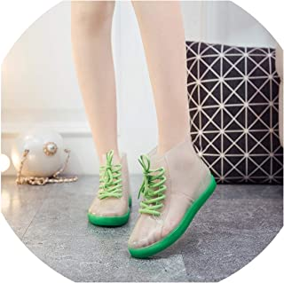 72b95cc7da948 Amazon.com: Clear - Boots / Shoes: Clothing, Shoes & Jewelry