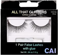 Best glitter fake lashes Reviews