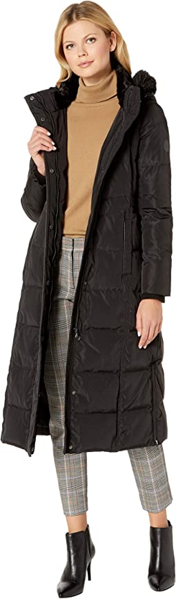 Maxi Hooded Down