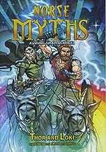 Thor and Loki (Norse Myths: A Viking Graphic Novel)