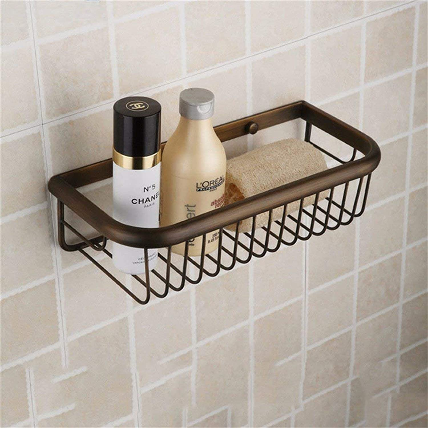Antique Copper of European Style, Bathroom Accessories with Hair-Towels, Place The Shopping Cart 1