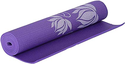 Strauss Anti Skid Yoga Mat