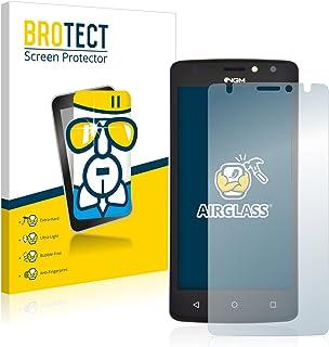 brotect Pellicola Protettiva Vetro Compatibile con NGM You Color Smart 5 Plus Schermo Protezione, Estrema Durezza 9H, Anti...