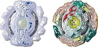 BEYBLADE Burst Turbo Slingshock Dual Pack Kerbeus K4, Blizzard-X Gianon G4, Multicolor