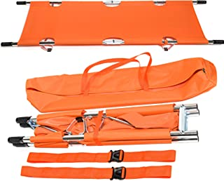 portable stretcher use