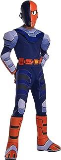 Boys Deluxe Teen Titan Go Movie Slade Costume