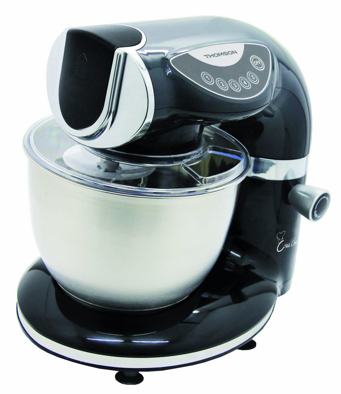 Thomson thfp05644 – Robot de cocina multifunción – Amasadora/licuadora/ varilla/Carne máquina de pasta Wolf//La Máquina/5 geschwindigeiten: Amazon.es: Hogar
