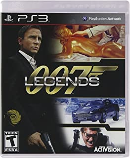 New Activision 84466 New 007 Legends PS3 84466