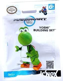 Nintendo Mario Kart Wii KNEX Building Set #38028 Yoshi