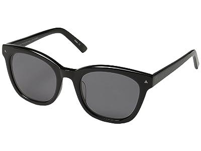 DIFF Eyewear Ryder (Black/Grey) Fashion Sunglasses