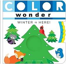 Color Wonder Winter Is Here!