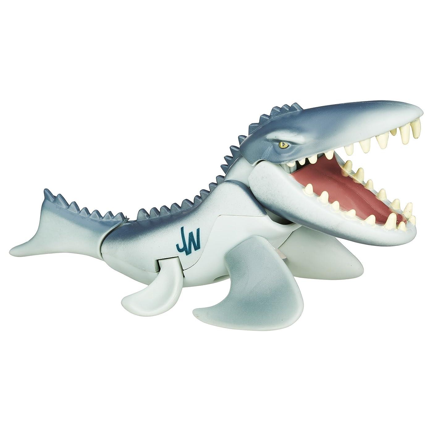 ディレイ地図細いジュラシック?ワールド Jurassic World  モーササールス Mosasaurus Figure【並行輸入版】