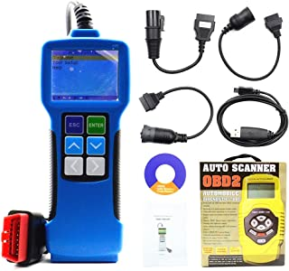 Truck Diagnostic Tool T71 Universal Diesel Heavy Duty Code Reader V24 For Bus and Heavy Truck Diagnostic Scanner Tool For Benz/Isuzu/Cummins/Iveco/Volvo Truck