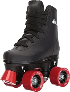 Chicago Boys Rink Roller Skate - Black Youth Quad Skates