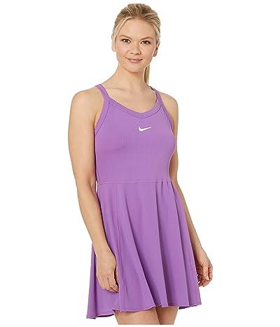 Nike Court Dry Dress (Purple Nebula/White) Women