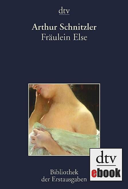 Fräulein Else: Berlin 1924 (German Edition)