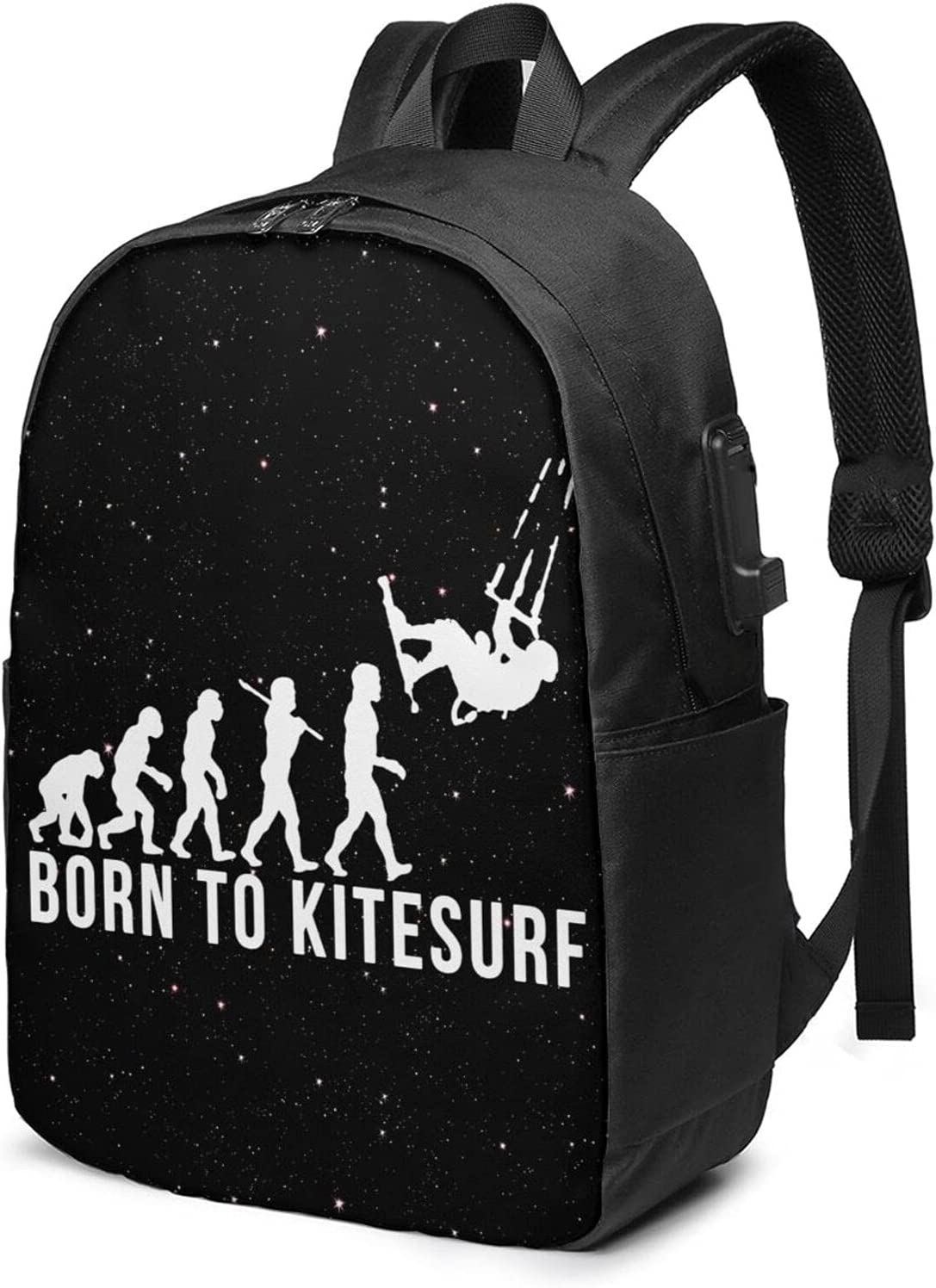 High material Evolution Born To Kitesurf Water Hiking Daypack Wo For Max 76% OFF Resistant