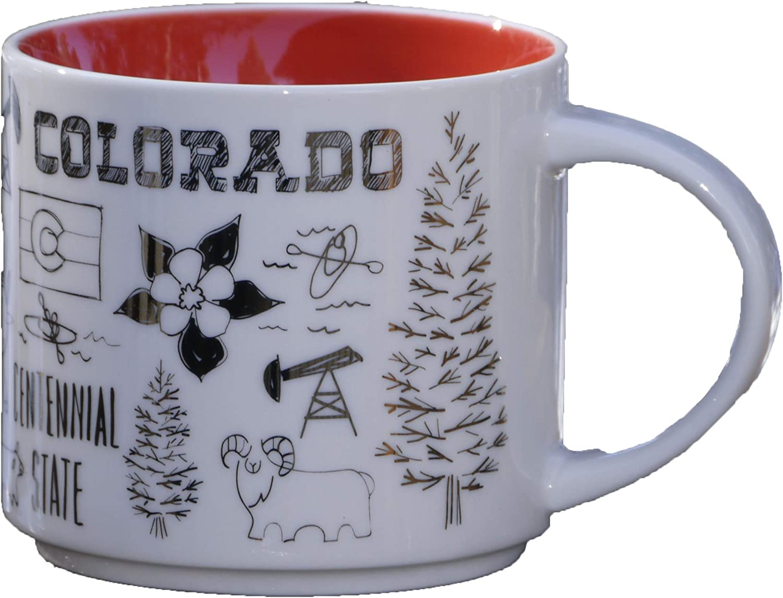 Starbucks Bargain sale Colorado Holiday Bombing new work 2018 Mug Christmas