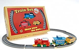 Holland Plastics Original Brand Retro Train Set - by Prof Warbles. Those were The Days ...