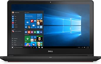 Dell Inspiron i7559-7512GRY 15.6 Inch UHD Touchscreen Laptop (6th Generation Intel Core i7 2.6 GHz Processor, 1 TB HDD, 16