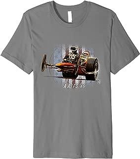 Nostalgia Drag Racing Dragster T Shirt