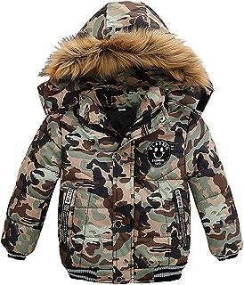boys fur jacket