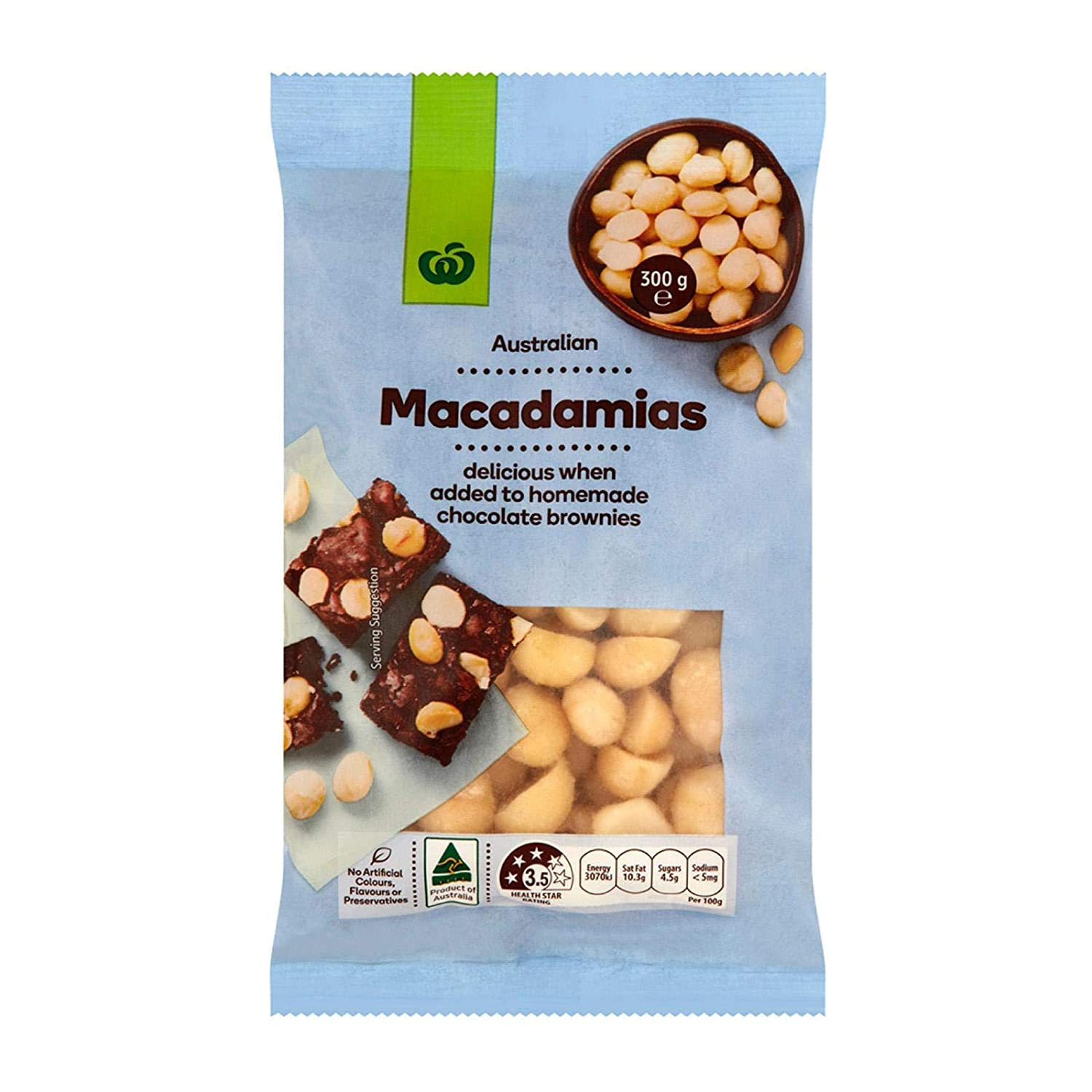 Woolworths Max 73% OFF Macadamias 300g - A Large special price !! addition favour your delicious to