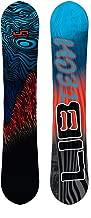 Lib Tech Skate Banana Blem Snowboard Fade Mens Sz 159cm
