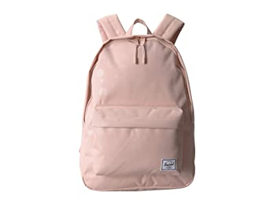 Herschel Supply Co. Classic (Polka Cameo Rose) Backpack Bags