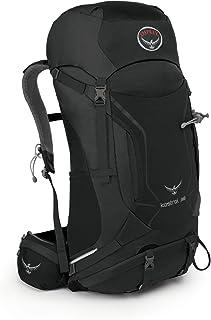 Osprey Kestrel 38 Ash Grey S/M Hiking Backpack Bag